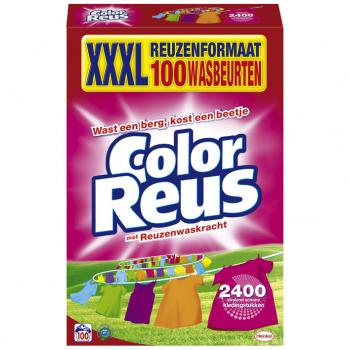 Color Reus 100 Wasbeurten!