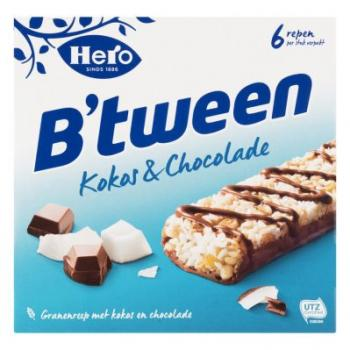 Hero B'tween kokos & Shocolade