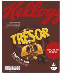 Kellogg's Tresor dark chocolate