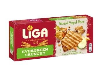 Liga Evergreen Crunchy Muesli Appel-Peer