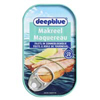 Deepblue Makreelfilet in olie 125g