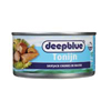 Deepblue Tonijn stukken in water 185g