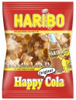 Haribo Fruitgom Happy Cola 250g